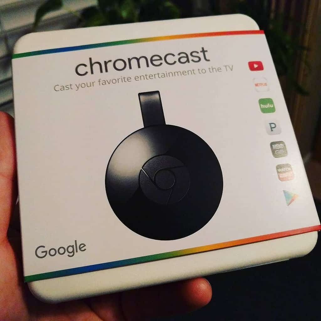 chromecast gift