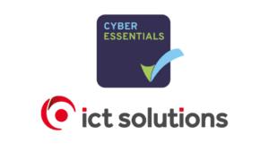ICT Solutions cyber essentials certificate