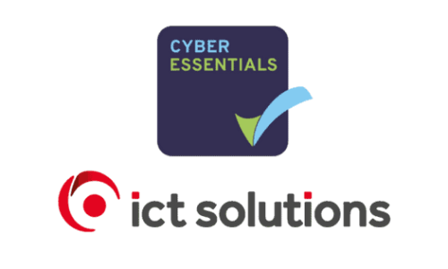 ICT Solutions Completes Cyber Essentials Certificate