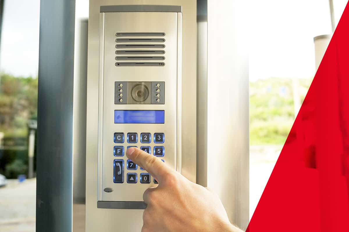 Video Door Entry Systems Security Services Ict Solutions