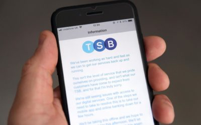 TSB IT outage
