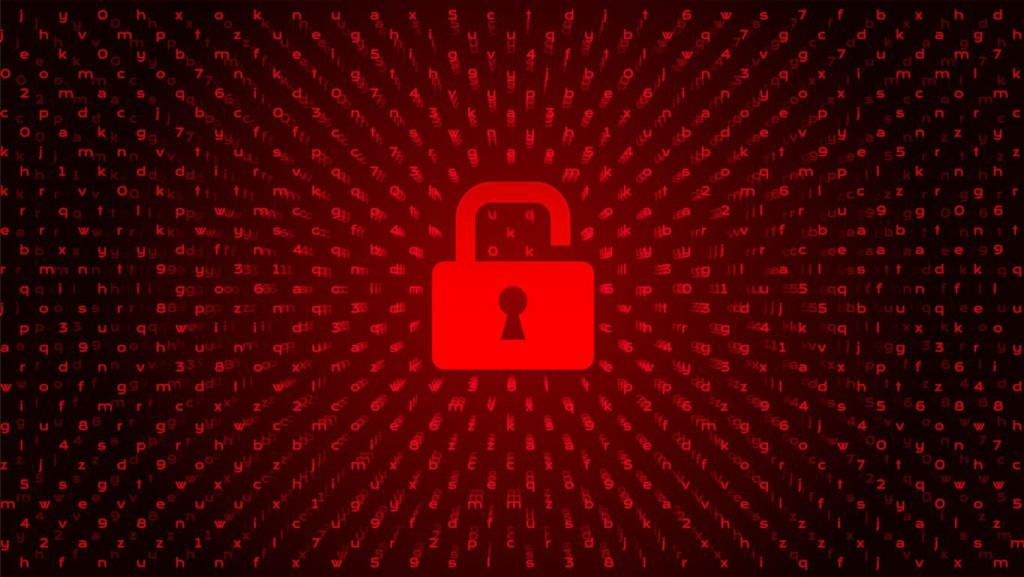 Data Breach lock icon