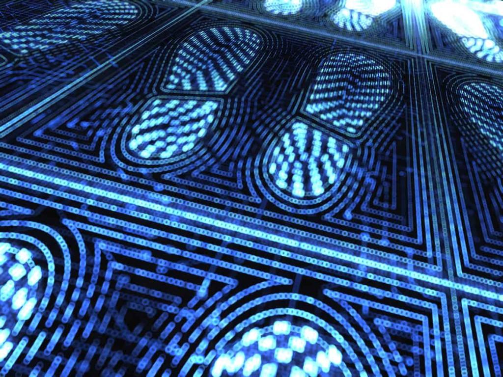 a digital footprint