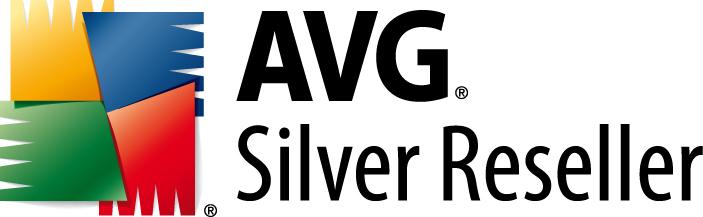 AVG silver reseller logo