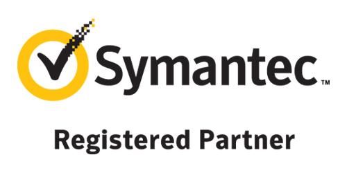 Symantec Registered Partner logo