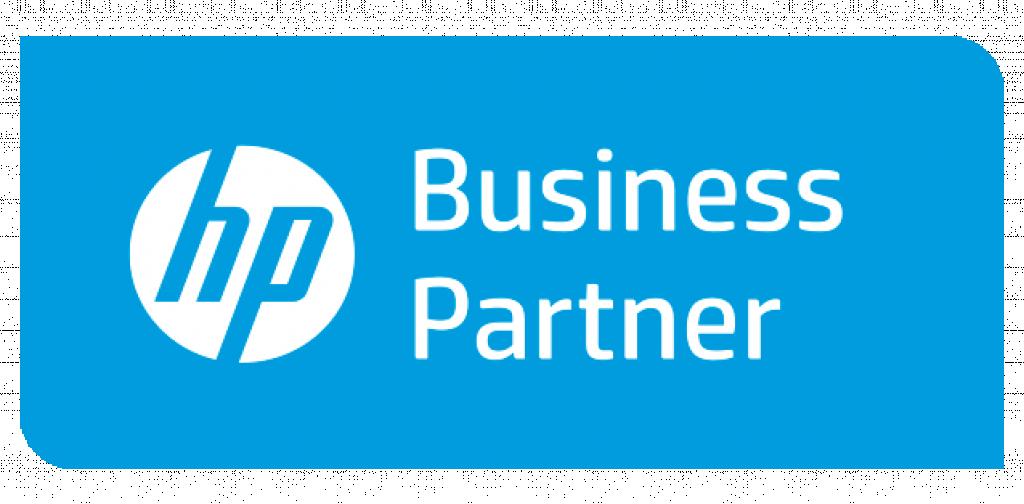 HP Business Partner logo